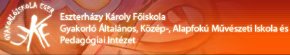 Eszterhzy Kroly Fiskola Gyakorliskola